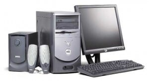 picture of desktop pc