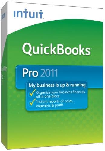 quickbooks 2011 pro support
