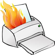 HP printers can be a fire hazard, prone to hacker attacks