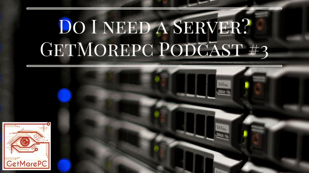 Do I need a server?