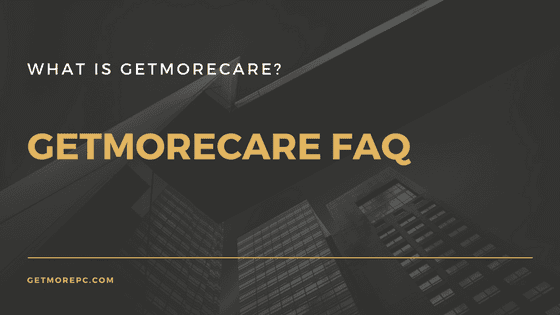getmorecare faq